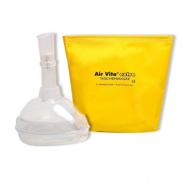 Beatmungsmaske Air-Vita® Extra Taschenmaske