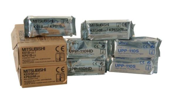Videoprinterpapier Standard Shimadzu 001-KPT