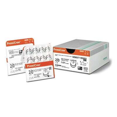 Nahtmaterial PremiCron® DS 12