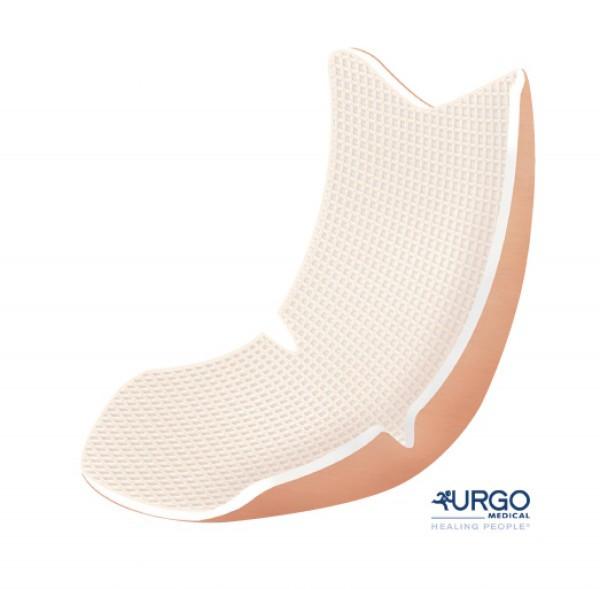 UrgoTül® Foam Heel Schaumstoffwundauflage