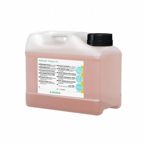 Helimatic® Cleaner MA enzymatischer Flüssigreiniger f. maschinelle Instr.-aufbereitung, 5 Liter.