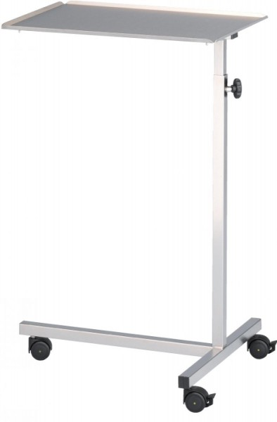 Instrumentenzureichungstisch varimed® H x B x T: 900-1320 x 600 x 400 mm.
