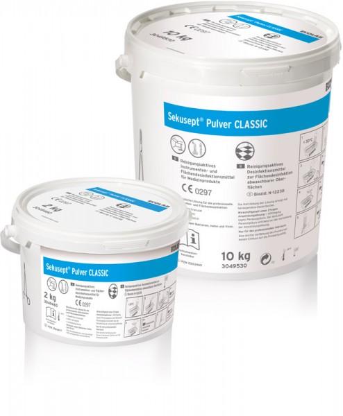 Instrumentendesinfektion Sekusept® Pulver classic