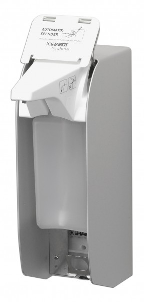 Spender berührungslos ingo-man® IMP E A Touchless für Seifen und Desinfektionsmittel 500 ml - B x H x T: 92 x 330 x 210 mm Aluminium