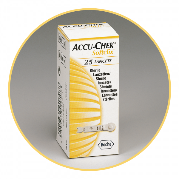 Accu-Chek® Softclix - Lanzetten