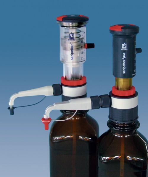 Flaschenaufsatz-Dispenser seripettor® pro