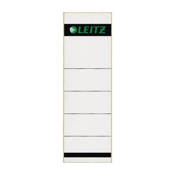 Einsteckrückenschilder LEITZ Karton schmal - 160 g/qm.