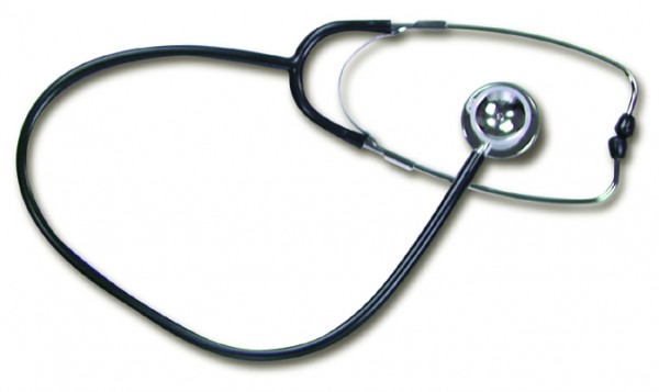 Stethoskop Boli mit Doppelkopfbruststück für Erwachsene.