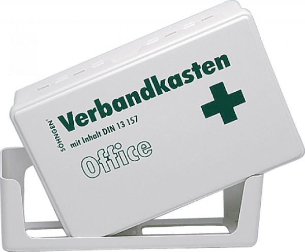 Office Verbandkasten DIN 13157 mit Wandhalterung