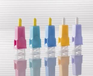 Sicherheitslanzette MiniCollect® 1,0 mm Punktionstiefe