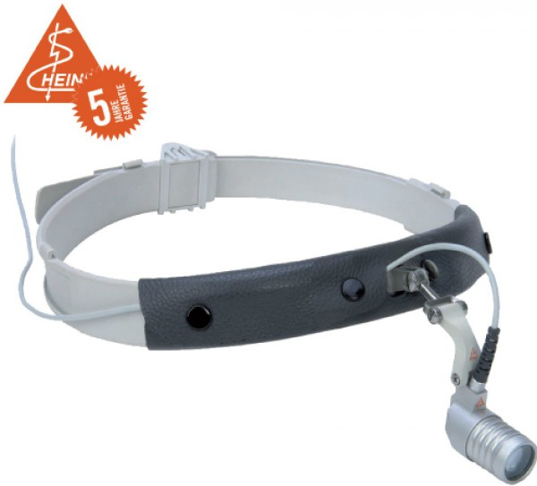 LED MicroLight® auf Lightweight Kopfband mit
