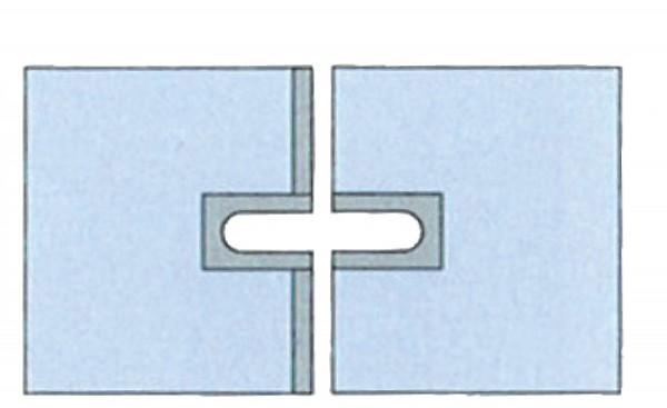 Lochtuch variabel Öffnungsgröße: Ø 9-25 cm