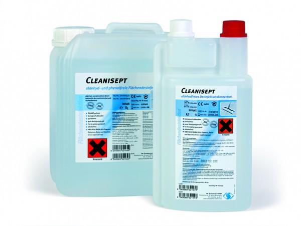 Flächendesinfektion Cleanisept®