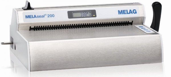 Siegelgerät MELAseal® 200 Folienschweißgerät.