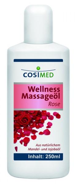 Wellness-Massageöl Rose