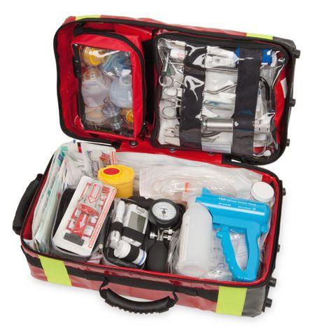 Notfall-Artzkoffer für Rescue Pack
