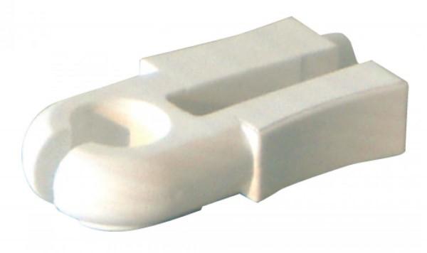 EKG-Klammernadapter Bananenstecker - Druckknopf-