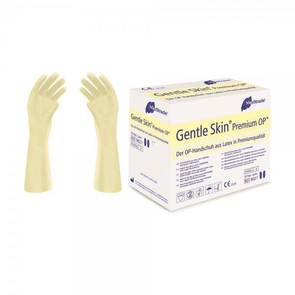 Einmal-OP-Handschuhe Gentle Skin® Premium OP™ Latex - puderfrei - steril Gr. 6