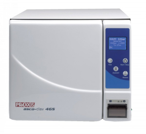 Autoklav asco-clav® 46 S