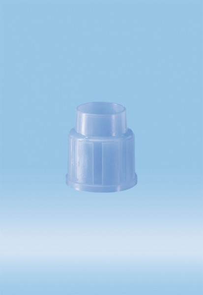 Codierkappe blau