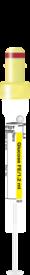 S-Monovette® Glukose Fluorid - Etikett 1,2 ml - 66 x Ø 8 mm.
