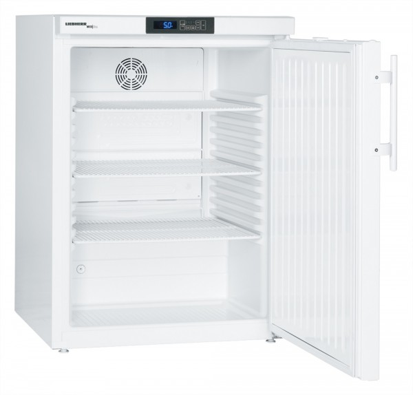 Laborkühlschrank LKUv 1610-24 unterbaufähig B x T x H: 600 x 615 x 820 mm.