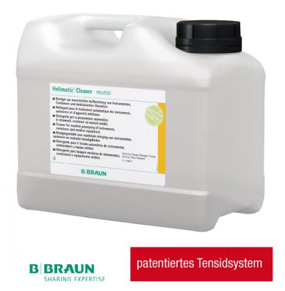 Helimatic® Cleaner neutral PH-neutrales Reinigungsmittel