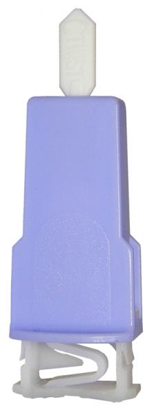 MiniCollect Sicherheitslanzette 28 G, Einstichtiefe, 1,25 mm lila