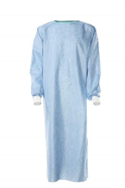 Einmal-OP-Wickelkittel Foliodress® gown Protect NEU Standard, steril, einzeln verpackt Gr. M - 115 cm.